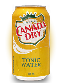 Canada Dry Tonic Water